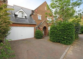 Thumbnail 3 bed link-detached house to rent in Virginia Park, Virginia Water