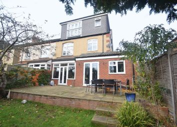 Thumbnail 4 bed semi-detached house for sale in Chiltern Gardens, Waller Avenue, Luton
