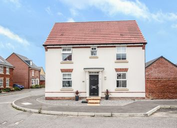 Thumbnail 3 bed detached house for sale in Cheviot Road, Westbury