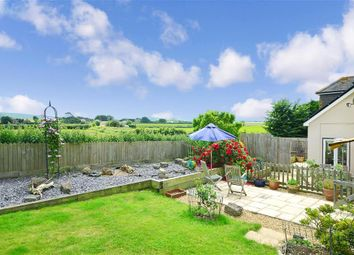 Thumbnail 4 bed detached house for sale in Station Road, Ningwood, Yarmouth, Isle Of Wight