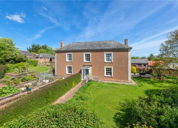 Thumbnail 6 bed detached house for sale in Poughill, Crediton, Devon