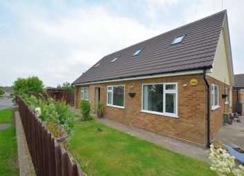 Thumbnail 4 bed detached bungalow for sale in Abbey Road, Bardney, Lincoln