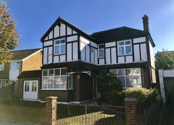 Thumbnail 3 bed detached house for sale in Ashurst Drive, Ilford