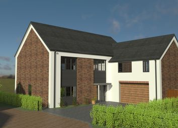 Thumbnail 5 bed detached house for sale in Drayton Road, Milton, Abingdon