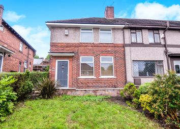 Thumbnail 2 bed end terrace house for sale in Piper Crescent, Longley, Sheffield