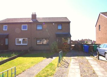 Thumbnail 3 bedroom semi-detached house for sale in Myreside Gardens, Kennoway, Leven