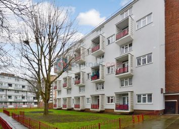 Thumbnail 3 bed flat for sale in Rennie Estate, London