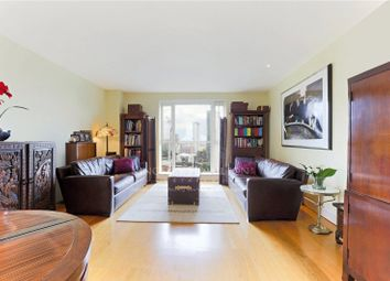 Thumbnail 2 bedroom flat for sale in Berkeley Tower, 48 Westferry Circus, Canary Wharf, London