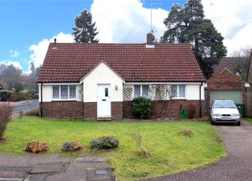 Thumbnail 3 bedroom detached bungalow for sale in Maple Grove, Langwood Gardens, Nascot Wood