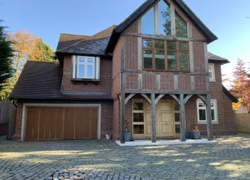 Thumbnail 5 bedroom detached house to rent in The Phillamores, Cobham