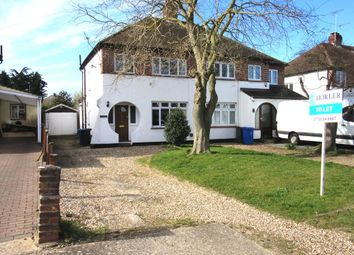 Thumbnail 3 bed property to rent in Lawn Close, Datchet, Slough