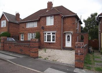 Thumbnail 3 bed semi-detached house to rent in Booth Street, Walsall