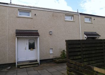 Thumbnail 3 bed terraced house for sale in Hawthorn Road, Cumbernauld, Glasgow
