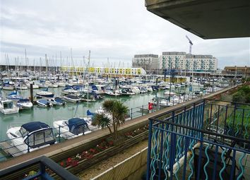 Thumbnail 2 bed flat to rent in Merton Court, The Strand, Brighton Marina, Brighton