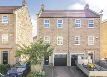Thumbnail 4 bed detached house to rent in Scalebor Gardens, Burley In Wharfedale, Ilkley, West Yorkshire