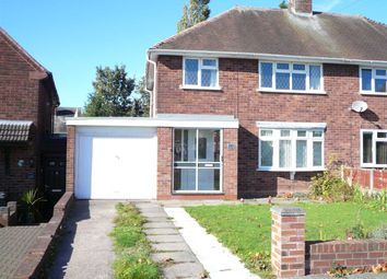 Thumbnail 3 bed semi-detached house for sale in Griffiths Drive, Ashmniore Park, Wednesfield