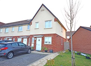 Thumbnail 2 bed end terrace house for sale in Robin Way, Didcot