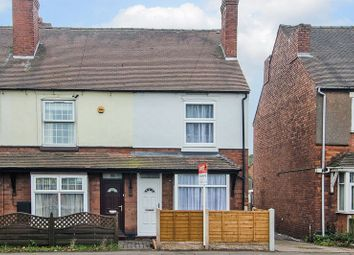 Thumbnail 3 bed property to rent in Lichfield Road, Brownhills, Walsall