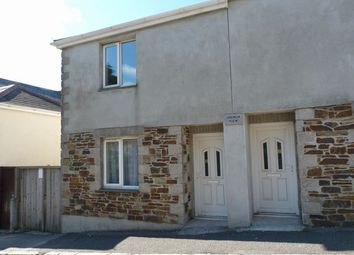 Thumbnail 2 bedroom semi-detached house for sale in Heanton Terrace, Redruth