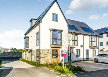 Thumbnail 3 bed end terrace house for sale in Radar Road, Plymouth