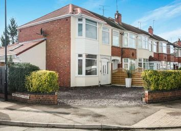 Thumbnail 3 bed end terrace house for sale in Owenford Road, Radford, Coventry, West Midlands