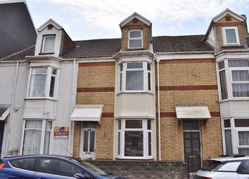 Thumbnail 4 bedroom terraced house for sale in St. Helens Road, Swansea
