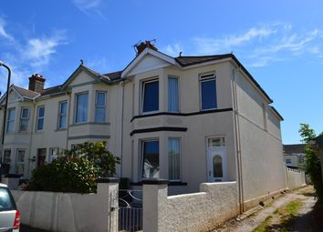 Thumbnail 3 bed end terrace house for sale in Cary Park Road, Babbacombe, Torquay