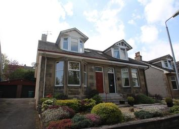 Thumbnail 3 bed semi-detached house for sale in Kennedy Drive, Airdrie, North Lanarkshire