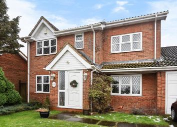Thumbnail 4 bed detached house for sale in Constables Croft, Upper Arncott