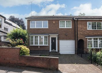Thumbnail 3 bed end terrace house for sale in Redcliffe Road, Mapperley Park, Nottingham