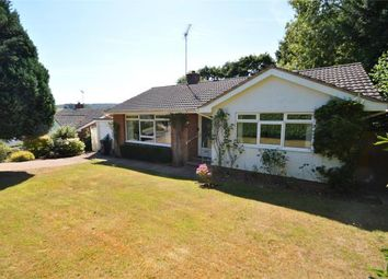 Thumbnail 2 bed detached bungalow for sale in Woolbrook Meadows, Sidmouth, Devon