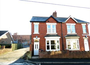 Thumbnail 3 bed semi-detached house for sale in Co-Operative Villas, Wheatley Hill, Durham