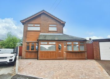 Thumbnail 3 bed detached house for sale in Dalton Grove, Ashton-In-Makerfield, Wigan