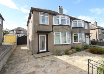 Thumbnail 3 bedroom semi-detached house for sale in Kingswear Crescent, Whitkirk, Leeds