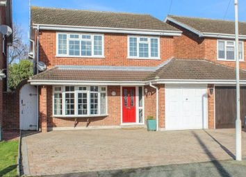 Thumbnail 5 bed detached house for sale in Berry Close, Wickford