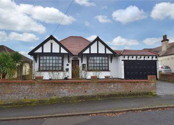 Thumbnail 3 bed detached bungalow for sale in Egerton Avenue, Hextable, Kent
