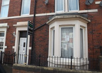 Thumbnail 3 bedroom terraced house to rent in Normount Road, Benwell, Newcastle Upon Tyne