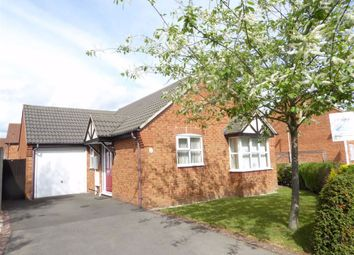 Thumbnail 2 bed detached bungalow for sale in Montgomery Road, Whitnash, Leamington Spa