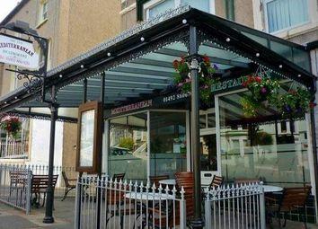 Thumbnail Restaurant/cafe for sale in Mostyn Street, Llandudno