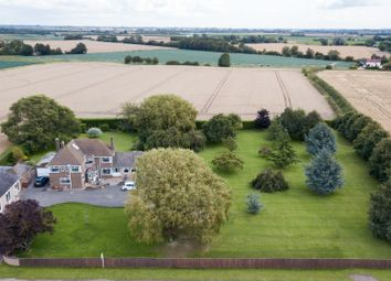 Thumbnail 5 bed detached house for sale in Station Road, Sutterton, Boston, Lincs