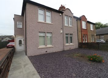 Thumbnail 2 bed flat for sale in Barrie Street, Methil, Fife