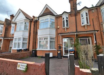 Thumbnail 3 bed terraced house for sale in New River Crescent, Palmers Green