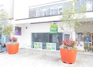 Retail premises to let in Old Vicarage Place, St. Austell PL25