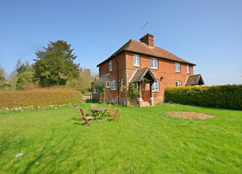 Thumbnail 3 bed semi-detached house to rent in Frost Hill, Overton, Basingstoke