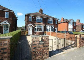 Thumbnail 2 bedroom semi-detached house for sale in Newpool Road, Knypersley, Biddulph
