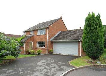 Thumbnail 4 bedroom detached house for sale in Court Drive, Sandford, Winscombe