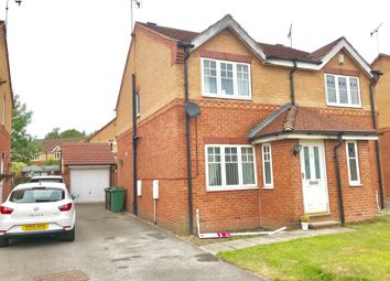 Thumbnail 2 bed semi-detached house for sale in Martin Close, Morley, Leeds