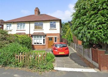 Thumbnail 3 bed semi-detached house for sale in Springfield Drive, Wistaston, Crewe