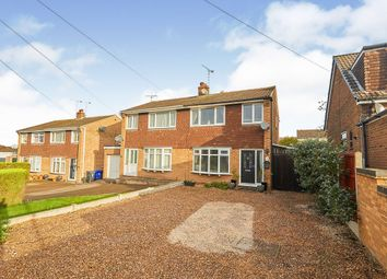 Thumbnail 3 bed semi-detached house for sale in Weir Bank, Burton-On-Trent, Staffordshire