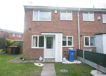 Thumbnail 1 bed town house to rent in Mondello Drive, Alvaston, Derby